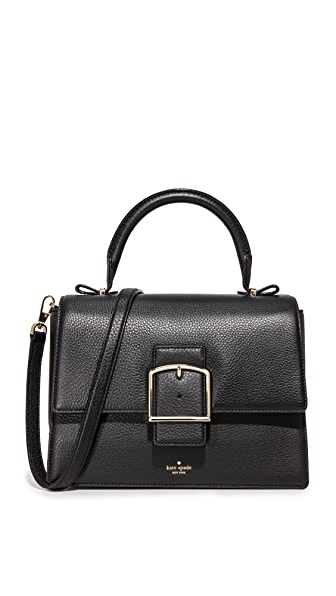 Kate Spade New York Heddy Top Handle Bag - Black