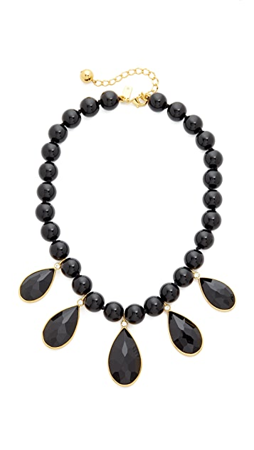 Kate Spade New York True Colors Stone Necklace