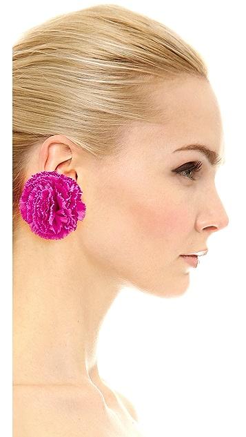 Kate Spade New York Fiesta Floral Earrings