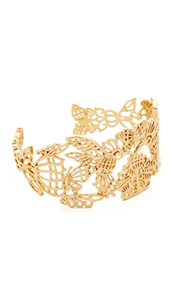 Kate Spade New York Golden Age Cuff Bracelet In Gold