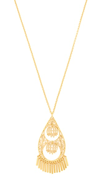 Kate Spade New York 'Golden Age' Pendant Necklace In Gold