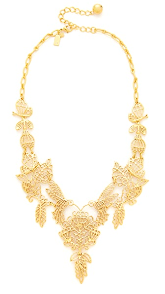 Kate Spade New York Golden Age Statement Necklace - Gold
