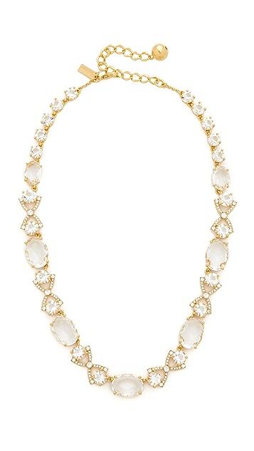 Kate Spade New York Crystal Cascade Necklace