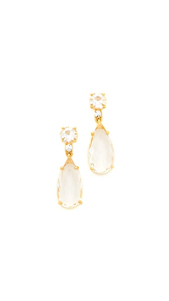 Kate Spade New York Crystal Cascade Drop Earrings