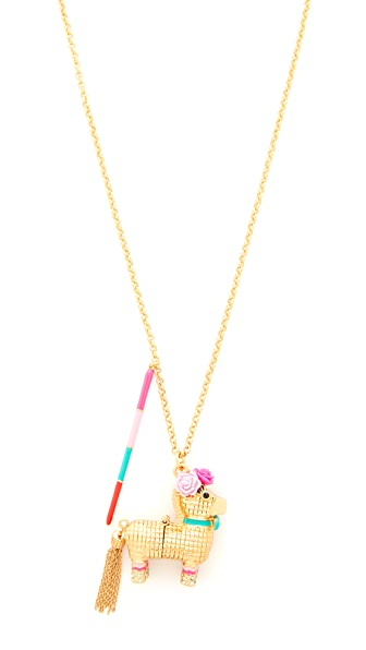 Kate Spade New York Penny Pendant Necklace