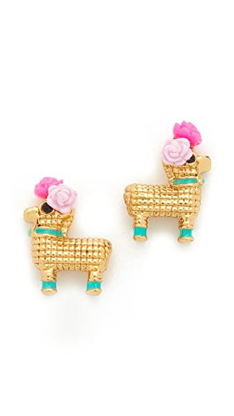Kate Spade New York Penny Stud Earrings - Multi