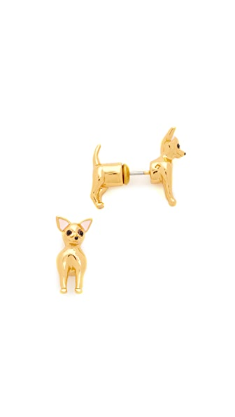 Kate Spade New York Haute Stuff Chihuahua Ear Jackets