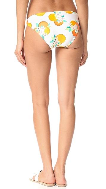 Kate Spade New York Orangerie Bikini Bottoms