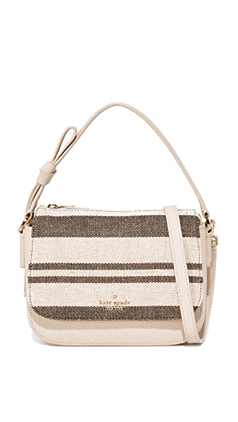 Kate Spade New York Alfie Cross Body Bag - Black Multi