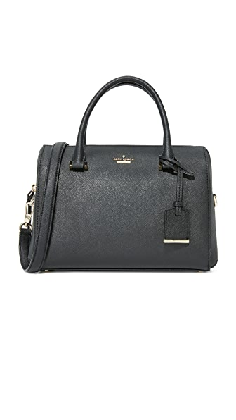 Kate Spade New York Cameron Street Large Lane Satchel - Black