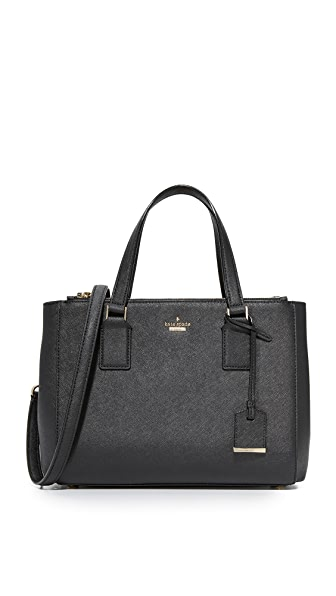 Kate Spade New York Cameron Street Teegan Satchel - Black