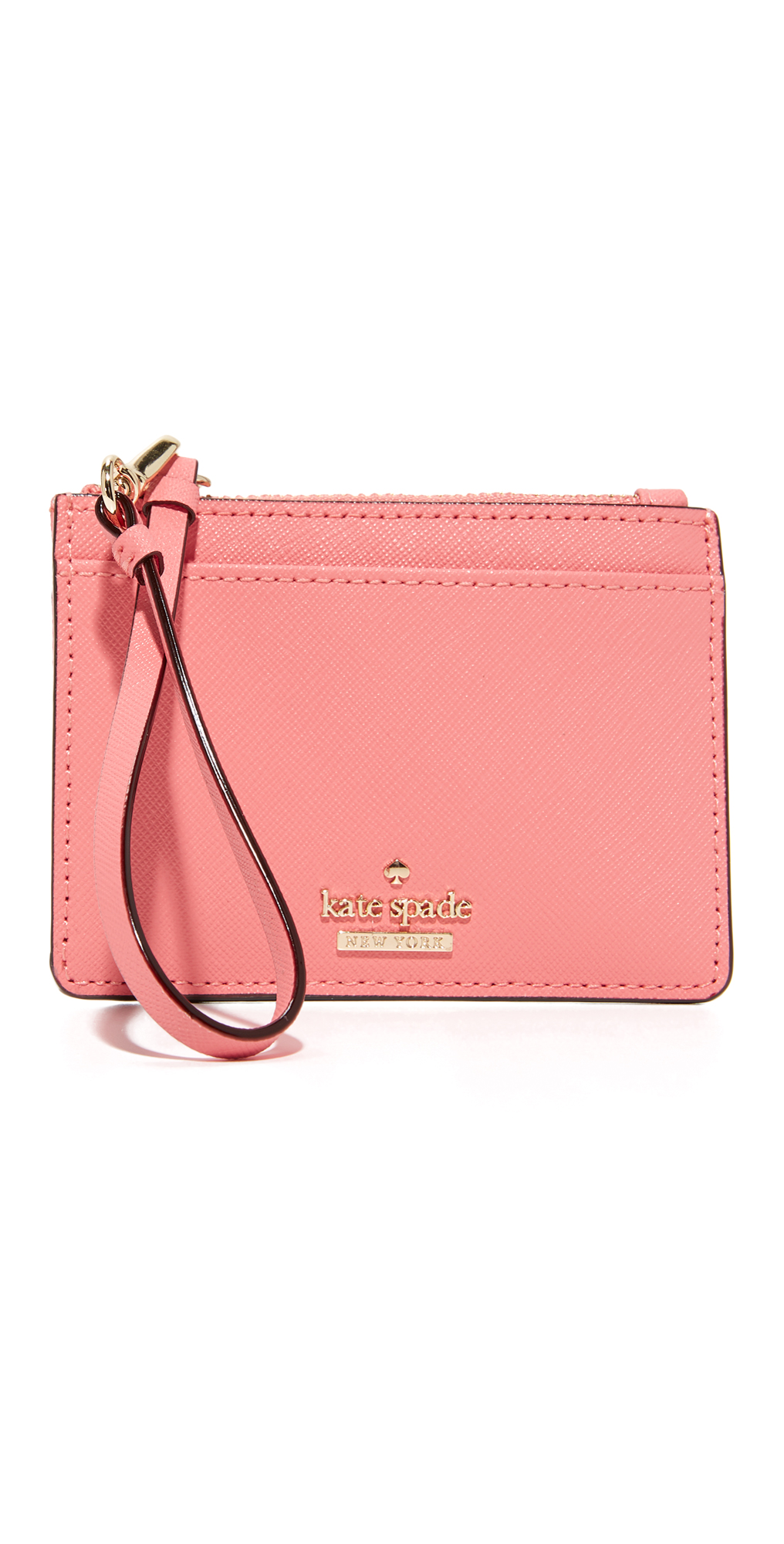 Mellody Leather Card Case Kate Spade New York