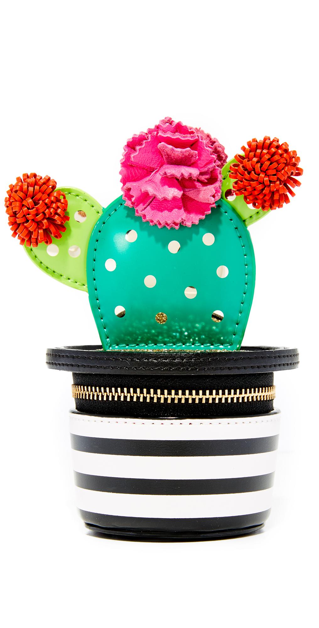 3D Cactus Coin Purse Kate Spade New York