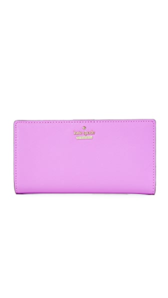 Kate Spade New York Cameron Street Stacy Wallet - Morning Glory