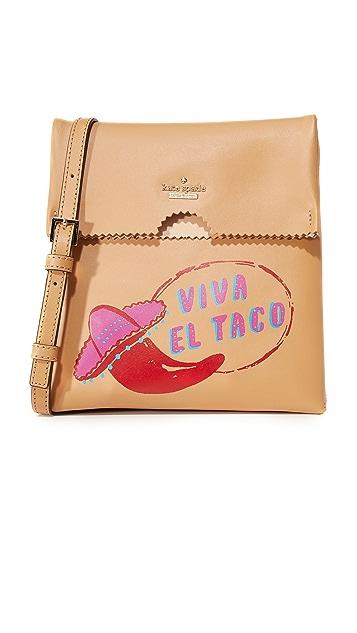 Kate Spade New York Takeout Cross Body Bag