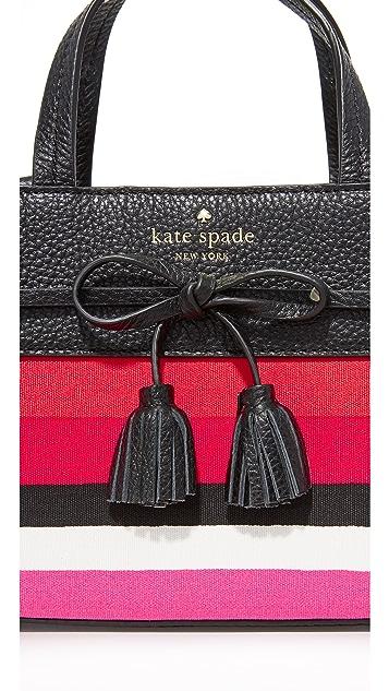 Kate Spade New York Hayes Street Mini Isobel Satchel