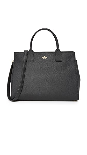 Kate Spade New York Dunne Lane Lake Satchel - Black