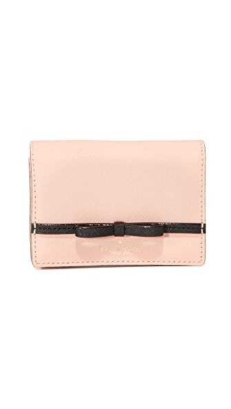 Kate Spade New York Cooke Hill Beca Wallet In Barely There