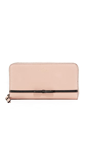 Kate Spade New York Cooke Hill Lacey Wallet In Barely There