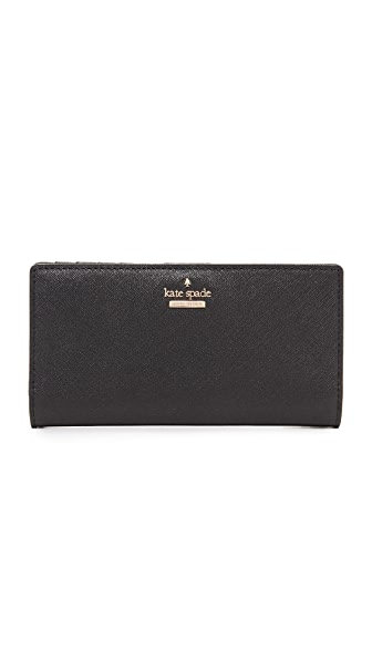 Kate Spade New York Cameron Street Stacy Wallet - Black