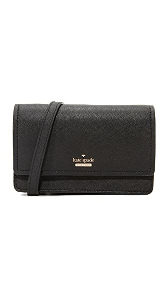 Kate Spade New York Cameron Street Arielle Cross Body Bag In Black