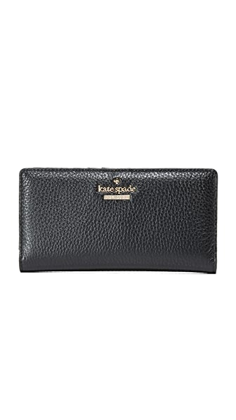 Kate Spade New York Jackson Street Stacy Wallet - Black