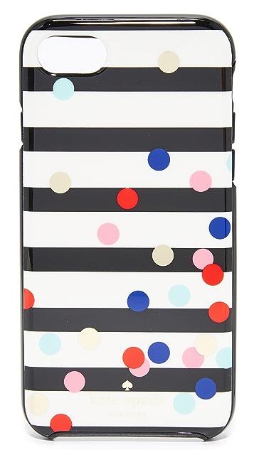 Kate Spade New York Confetti Dot iPhone 7 / 8 Case