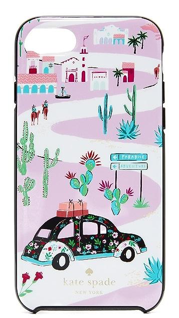 Kate Spade New York Road Trip iPhone 7 Case