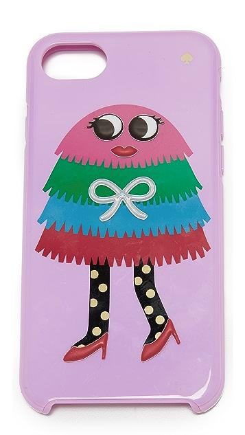 Kate Spade New York Чехол Make Your Own Pinata Girl для iPhone 7/8