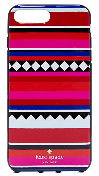 Kate Spade New York Geo Stripe iPhone 7 Plus / 8 Plus Case