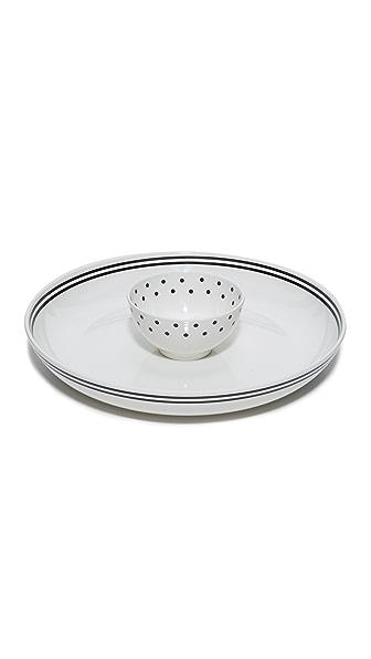 Kate Spade New York Raise a Glass Chip & Dip Bowl