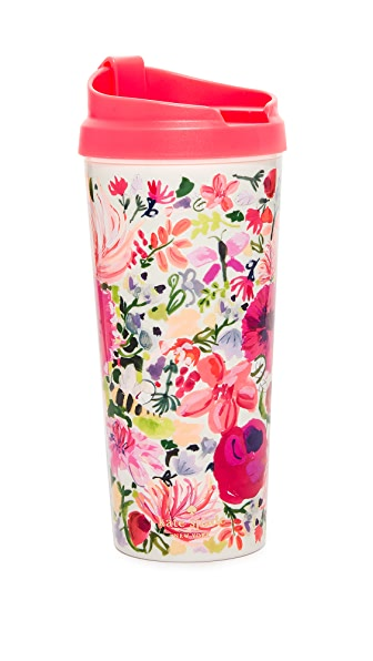 Kate Spade New York Dahlia Thermal Mug - Pink Multi