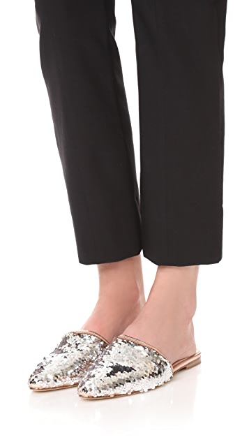 Kate Spade New York Marks Sequin Mules