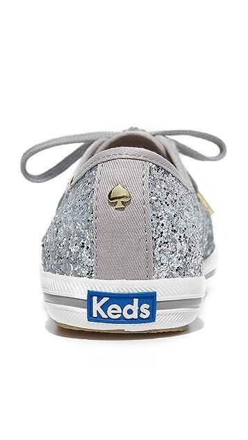 Kate Spade New York x Keds Glitter Sneakers