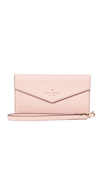 Kate Spade New York Envelope Wristlet for iPhone 7 / 8