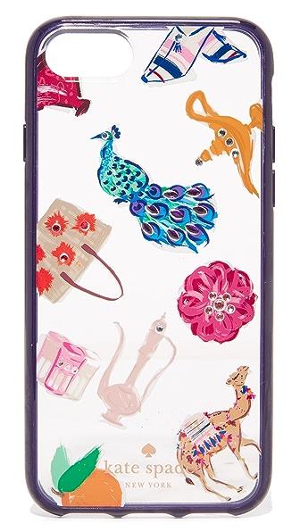 Kate Spade New York Jeweled Souk iPhone 7 Case