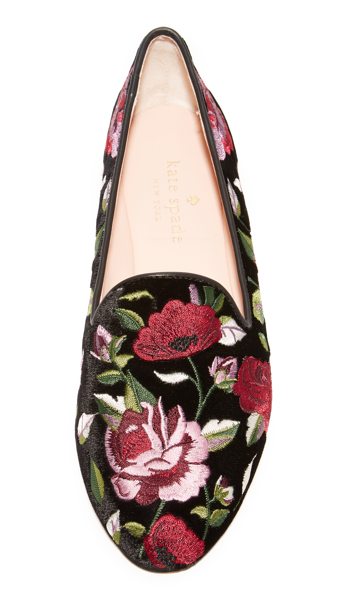 9f4682110aa1 Kate Spade New York Swinton Floral Slip On Flats