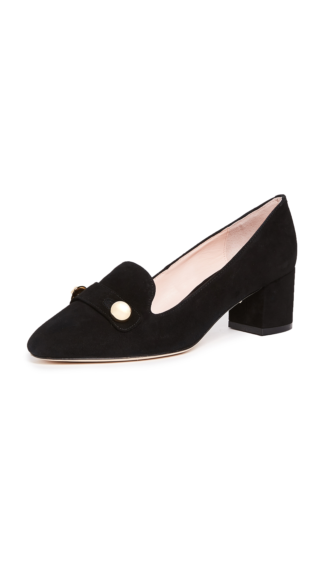 Kate Spade New York Middleton Pointed Toe Pumps - Black