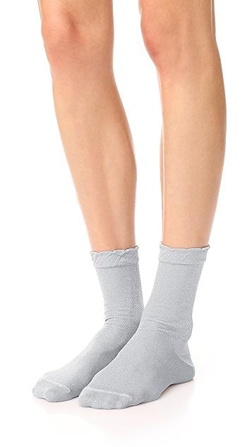 Kate Spade New York Sparkle Socks