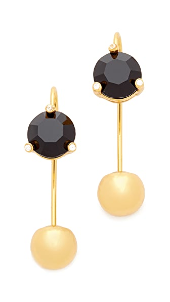 Kate Spade New York Rise & Shine Hanger Stud Earrings