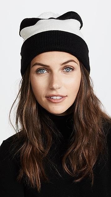 Kate Spade New York Stripe Beanie