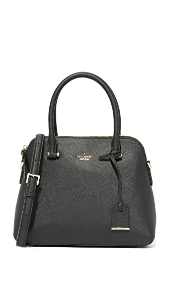 Kate Spade New York Cameron Street Maise Satchel - Black