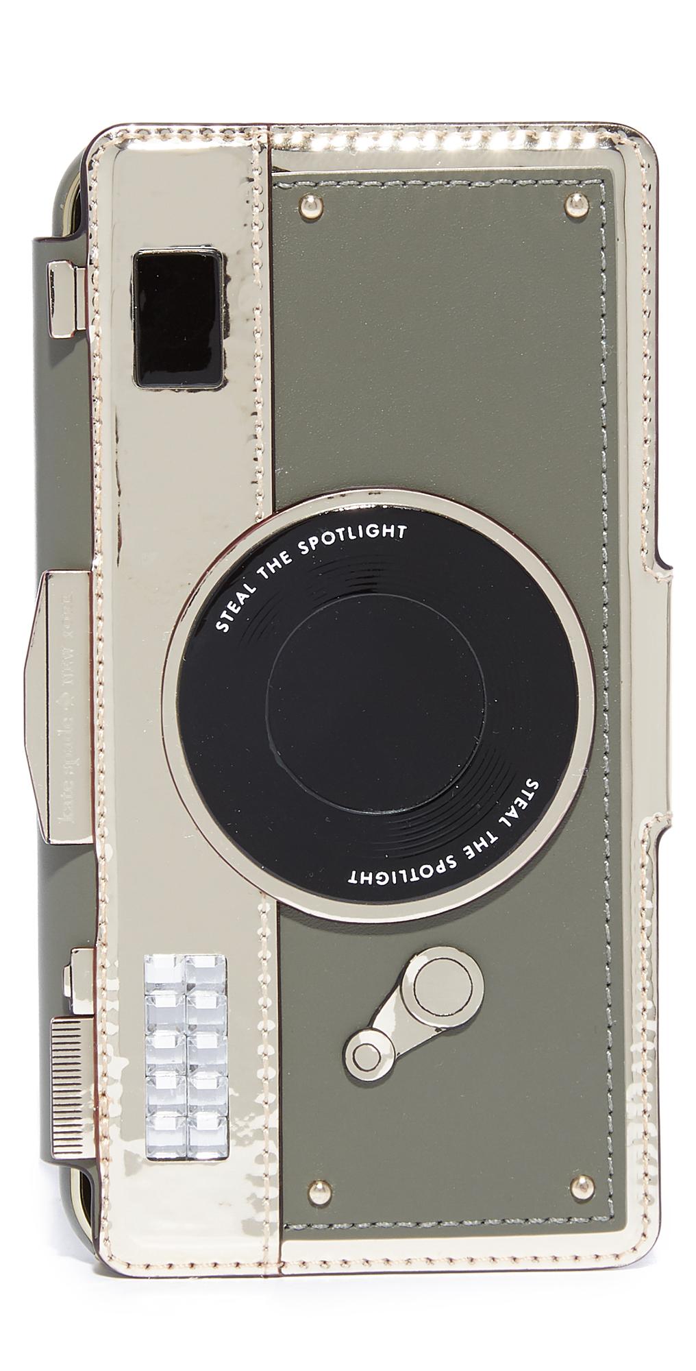 Camera Folio iPhone 7 Case Kate Spade New York