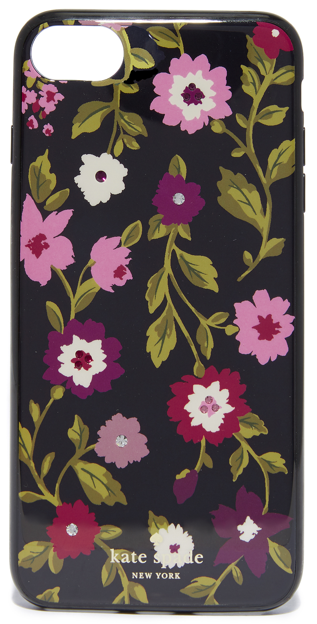 Jeweled In Bloom iPhone 7 Case Kate Spade New York