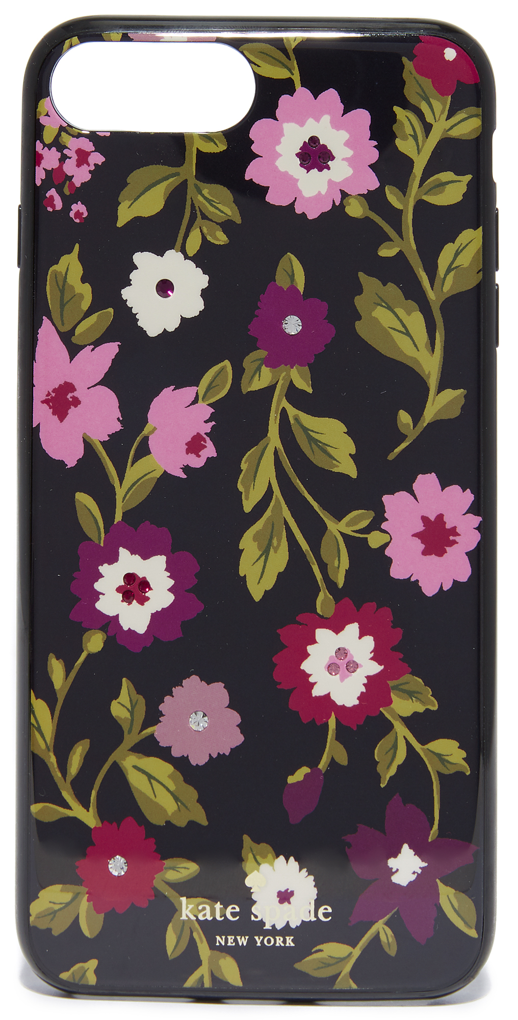 Jeweled In Bloom iPhone 7 Plus Case Kate Spade New York