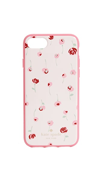 Kate Spade New York Jeweled Rose iPhone 7 / 8 Case In Cream Multi