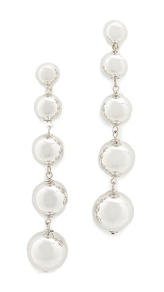 Kate Spade New York Linear Earrings - Silver