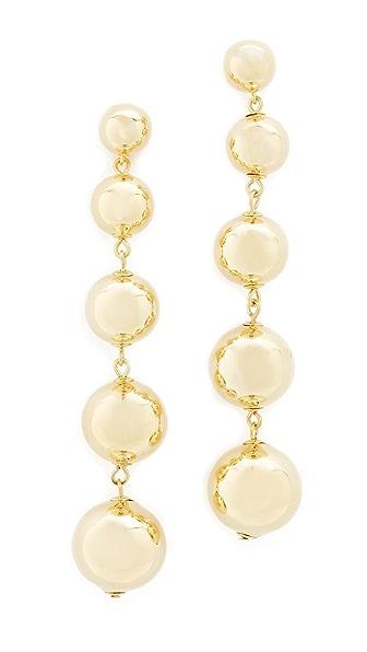 Kate Spade New York Linear Earrings - Gold