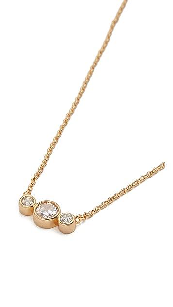 Kate Spade New York Bright Ideas Mini Pendant Necklace