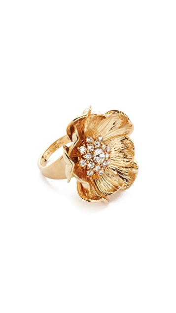 Kate Spade New York Precious Poppies Ring
